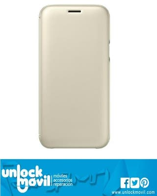 Funda Original Samsung Galaxy J5 2017 Gold