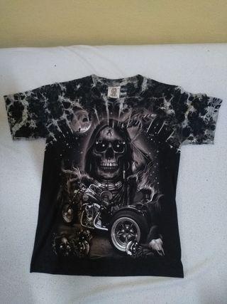 """Camiseta roquera """"The Rivet"""""""