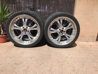 Se venden 4 ruedas