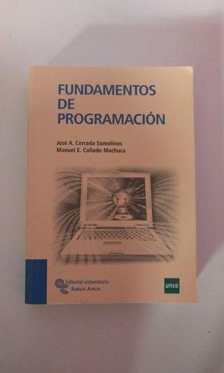 Libro Fundamentos de Programación (UNED)