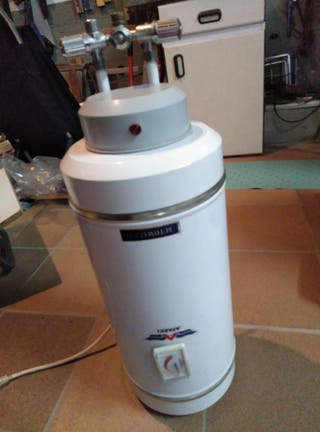 Termo eléctrico de 15 litros Aparici