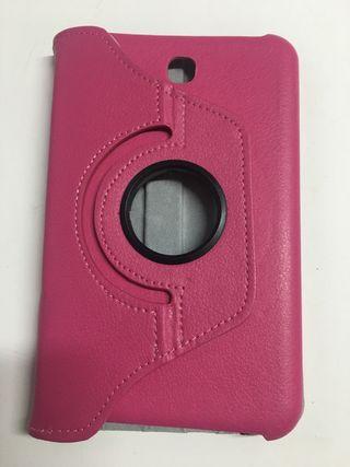 Funda tablet para Samsung Galaxy Tab3 360 rosa