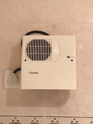 Calefactor de pared (2 unidades)