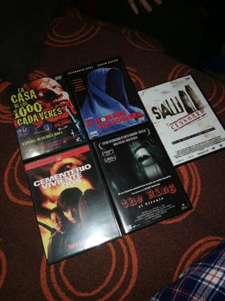 lote DVD