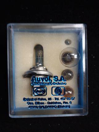 Estuche de bombillas clásico VW Audi Auvol S.A.