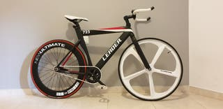 Bicicleta FIXIE LEADER 725 con extras