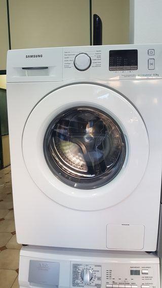 lavadora Samsung 8 kg A +++