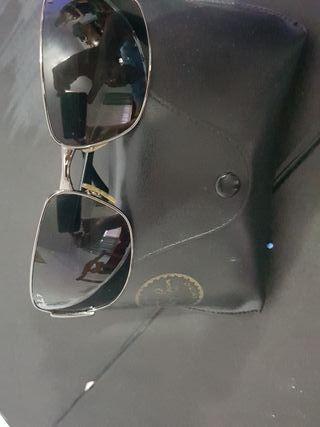 gafas rayban polarizadas chico