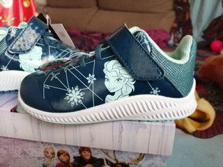 Zapatillas Adidas niña Frozen Nuevas