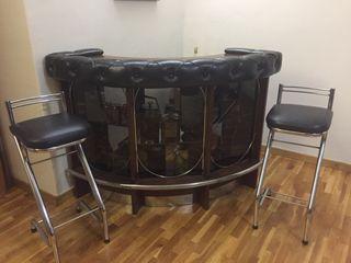 Mueble bar años 70