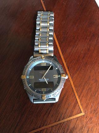 Reloj Breitling Aerospace Titanio Rebajado