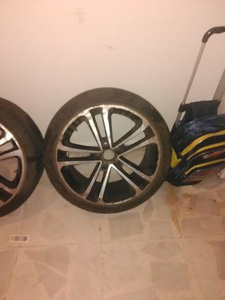 ruedas de 17 pulgadas