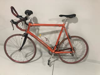 Bicicleta carretera y para triatlón
