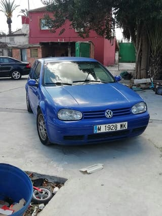 Volkswagen Golf 1998 1.8 125cv