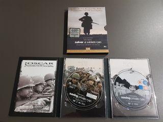 Pelicula dvd salvar al soldado Ryan