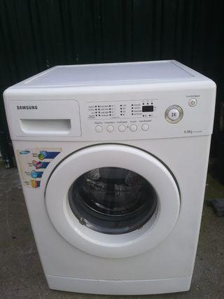 lavadora samsung 6kg 1200r.p.m