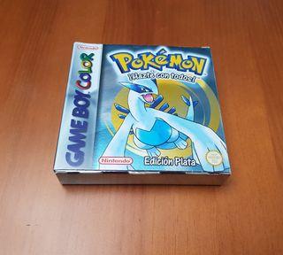 Pokémon Plata GAME BOY
