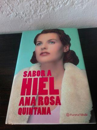 Libro de Ana Rosa Quintana