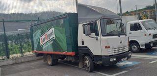Camion eco T100 se abre por los dos laterales