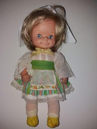muñeca antigua chatuca famosa