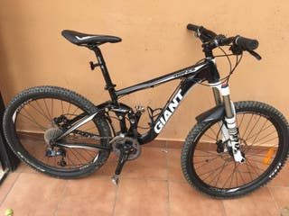 "Bici Giant Doble 26"" talla S"