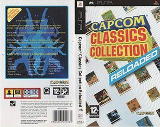 Psp capcom classics collection reloaded