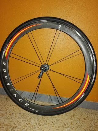Ruedas bicicleta de carretera carbono Bontrager