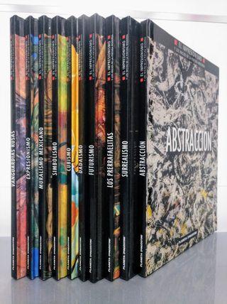 Colección Libros de Arte
