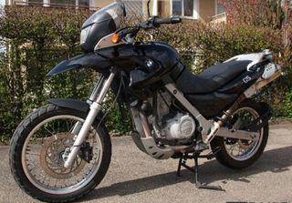 bmw gs 650 2004