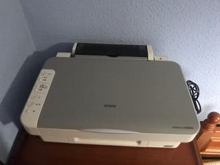 Impresora Epson stylux dx3800