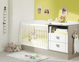cama infantil evolutiva