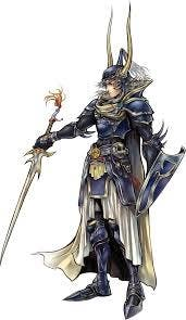 Final Fantasy Guerrero de la Luz