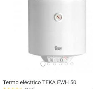 calentador de agua mui poco uso 50€