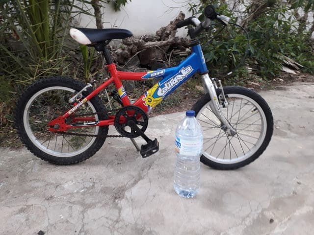 Bici BH California Infantil