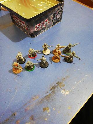 Warhammer cadianos