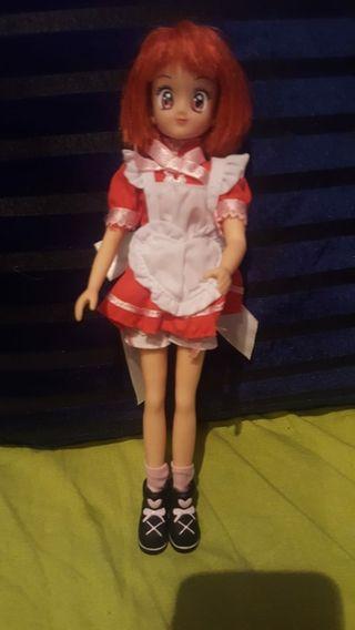 muñeca manga
