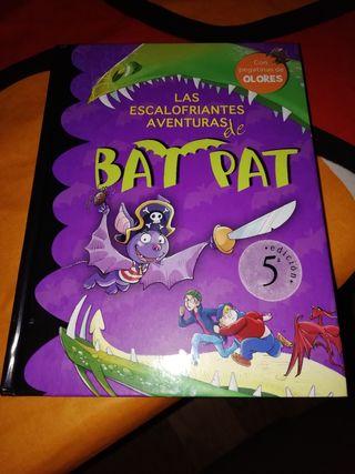 Libro Bat Pat nuevo