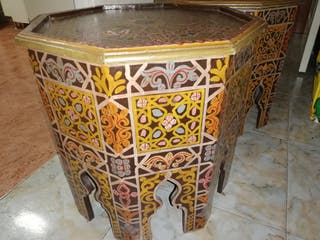 Mesitas Marroquíes