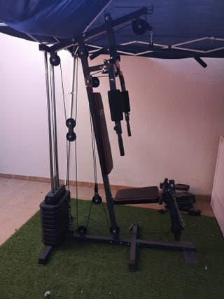 Máquina multi ejercicios
