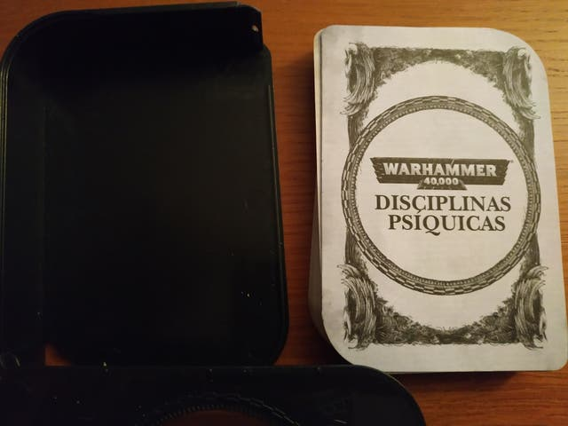 Disciplinas Psiquicas