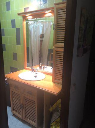 mueble de baño mas lavabo