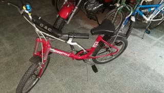 bicicleta motoreta gac