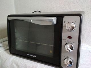 horno eléctrico de sobremesa