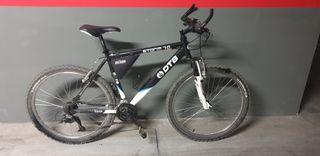 Bicicleta de montaña DTB Storm 7.0 Talla XL