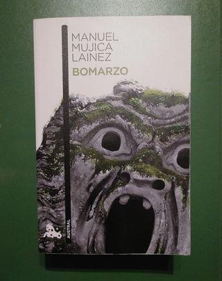 Libro BOMARZO de Mujica Lainez