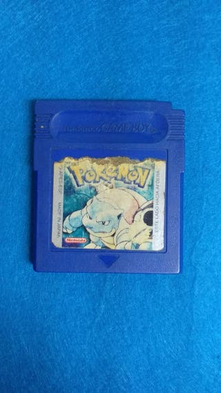 Game Boy - Pokemon Azul