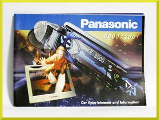 Catalogo Panasonic 2000/2001
