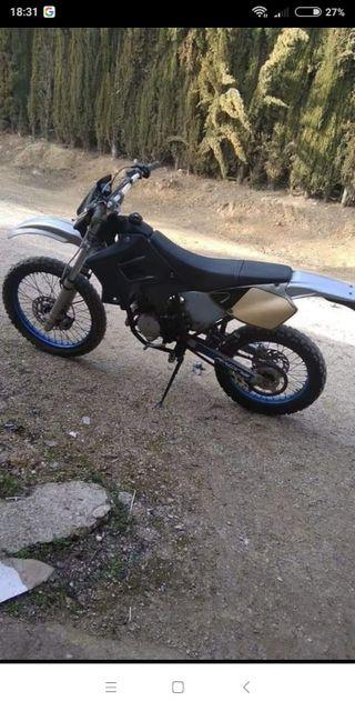 moto de marchas de 49