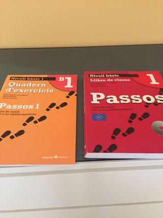 Libro catalan passos