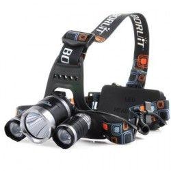 Linterna Frontal LED 5000 Lumenes